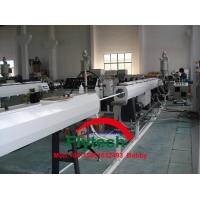 Quality 63MM PPR PIPE PRODUCTION LINE / 110MM PPRC PIPE EQUIPMENT / PPR PIPE PLANT / PPRC PIPE EXTRUSION MACHINERY for sale