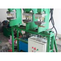 Quality Convertible Hydraulic Pipe Punching Machine High Precision Wtih Touch Screen for sale