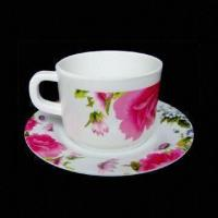 Quality Melamine Cup and Saucer Set, Over 800 Melamine Ware Items for Selection, Easy to Clean for sale