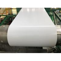 Quality Durable Pre Painted Galvanized Coils Width 1200mm Thickness 0.18mm Corrosion Resistant for sale