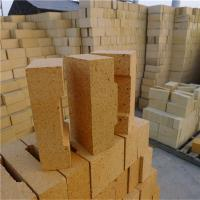 Quality ISO Refractory Fire Bricks BG-96A Silica Brick Lower Porosity Clay Brick for sale