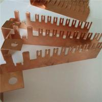 Quality Brass Sheet Metal Stamping Parts Solid Structure Long Service Life For Car for sale