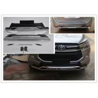 Quality TOYOTA All New Innova 2016 2017 Car Bumper Guard and Side Steps / Auto Accessories for sale