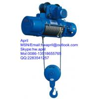Quality CD1 wire rope electric hoist for sale