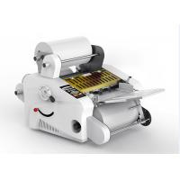 China Electric Desktop  Roll To Roll Lamination Machine 70KG Heavy Duty on sale