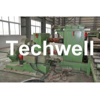 Quality Horizontal Steel Cut To Length Machine Line To Cut Carbon Steel / Stainless Steel Coils for sale