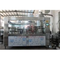China Aqua Water Non Carbonated Drink Hot Juice Filling Machine With High Speed 10000BPH on sale