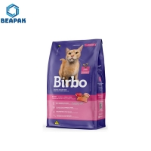 China Moisture Proof Soy Ink Heat Seal Ziplock Pet Food Bags on sale