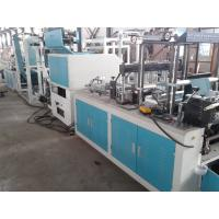 China 2012 new ultrasonic non woven bag making machine on sale
