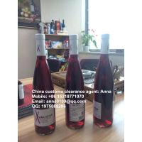 Quality Export Red Wine to China for sale