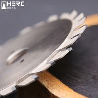 Quality Split Thin Kerf Table Saw Blade Easy Operation No Edge Broken Eco Friendly for sale
