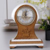 Quality 2015 top sell home decoration table clock for sale