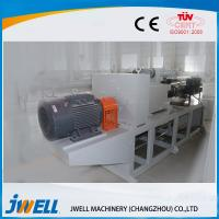 Quality Indutrial Twin Screw Pelletizer Multi Section Two Step Way Simple Operation for sale