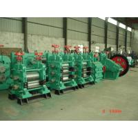 Quality Custom high ductility alloy rod Hot Rolling Mill Machinery for making rebars,wire rods for sale