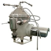 Quality Good Separation Disc Oil Separator For Skim Milk , Butter , Casein for sale