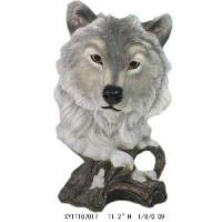 Quality Home Decorative Resin Fox Figurine (D24-70988) for sale