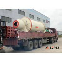 Quality Wet Grinding Ball Mill Equipment , Energy Saving Industrial Grinding Mill Machine for sale