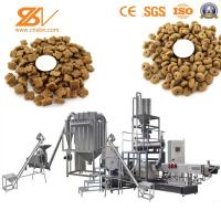 Quality SLG65 Dog Food Manufacturing Equipment 900KG/H - 1000KG/H  Output for sale