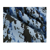 Quality Military Bag And Tent Raw Material Camouflage Cloth Printed 58'' Width for sale