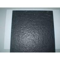 Quality Natural Chinese Antiqued Black Basalt for sale