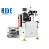 Quality Double End Stator Lacing Machine / Coil Lacing Machine AC Electric Motor for sale