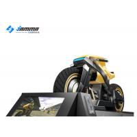 Quality Optional Color VR Motorcycle Simulator Immersive Game Support Multiplayer for sale
