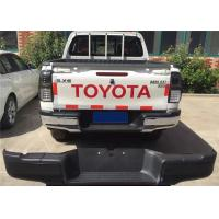 Quality OE Style Rear Bumper Step For Toyota Hilux Revo 2015 2016 Tail Feet Treadle for sale