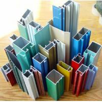 Buy cheap Powder Coated Aluminum Extrusions , Painting Aluminum , 6063 T5/T6 from wholesalers