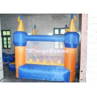 China Domestic / Commercial Bounce Houses Of PVC Coated 210D Nylon Fabric on sale