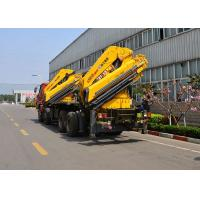 Quality 14 Ton Lifting Mobile Knuckle Boom Truck Crane SQZ420A for sale