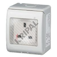 Quality British Standard Waterproof Socket Outlet (UKW-S) for sale