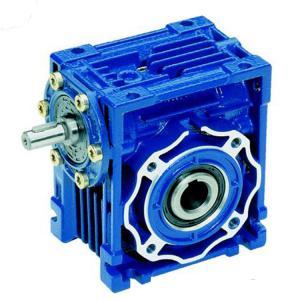 Quality NMRV063 Ratio 40/50/80 B5/B14 Flange fada marine gearbox electric bill reducer for sale