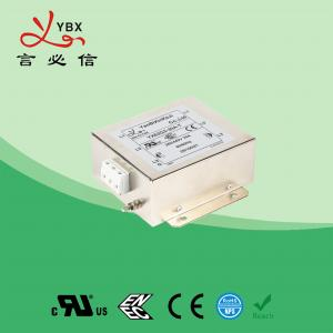 Quality Yanbixin 8 Amp Electric RFI Power Filter , RFI Power Line Filter For Locomotive for sale