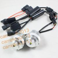 China 10W CREE LED Angel Eyes Halo Ring Marker For BMW E60 E61 LCI Facelift Models With Halogen on sale