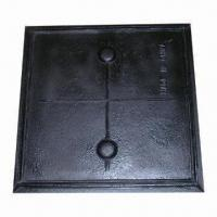 Quality Manhole Cover with Lock for sale