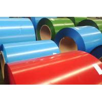 Quality Waterproof Color Coated Aluminum Coil For Wall Cladding Trailer Body for sale