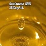 ボディービルをやることのための筋肉成長のステロイドのOmnadrenテストSustanon 250の原料の薄黄色の液体は改良します