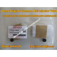 Quality Denso Original Common Rail Injector Valve for 295040-6680 for ISUZU 095000-5471 095000-547 for sale