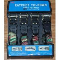 Quality Ratcheting Tie Down Camouflage Straps for sale