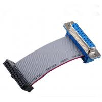 40 Pin Flex Ribbon Cable Ul2651 Sory Standard PBT Material Gold Plated