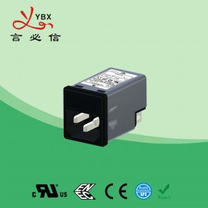 Quality Yanbixin IEC EMI Power Line Filter For Medical Appliances 10A 120V 250VAC for sale