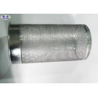 Quality Perforated Metal Tube For Water Filter for sale