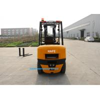 Quality 3.5T Diesel Forklift Truck FD35 With Soft Bag Clamp With 3 Stage 4m Container Mast for sale