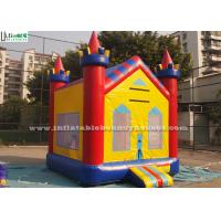 China ODM Waterproof Large Sports Bounce House Inflatable Jumping Castles For Hire wholesale