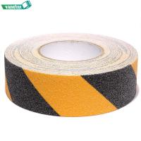 Quality 2 Inch X 60 Foot Skid Resistant Tape Safety Grip Tape For Shopping Mall for sale