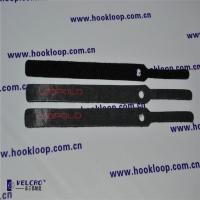 Quality Releaseable Long Hook And Loop Cable Ties Self Locking  Cinch Straps 10 * 100mm for sale