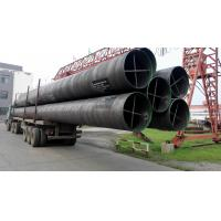Quality ASTM A252GR.3 High Tensile Spiral Pipes Used in Pile fabrications for sale