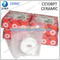 Quality Germany FAG CE108PT ZrO2 8x22x7mm full ceramic self-aligning ball bearing for sale
