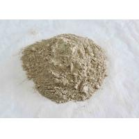 High Bond Strength Mullite Castable Refractory Mortar / Waterproof Fire Clay Mortar