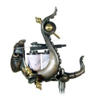 Quality Permanent Iron Casting Custom Tattoo Machines for beauty for sale